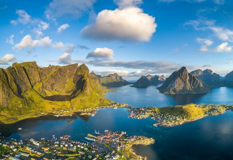 挪威羅弗敦群島美得令人窒息的三條健行步道