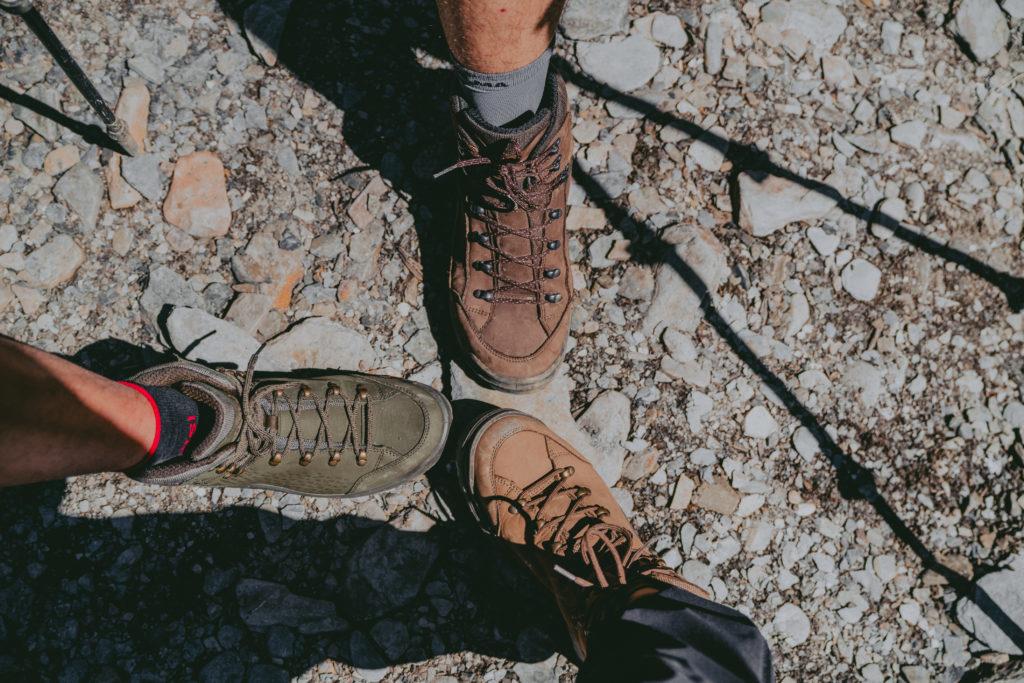 登山鞋挑選