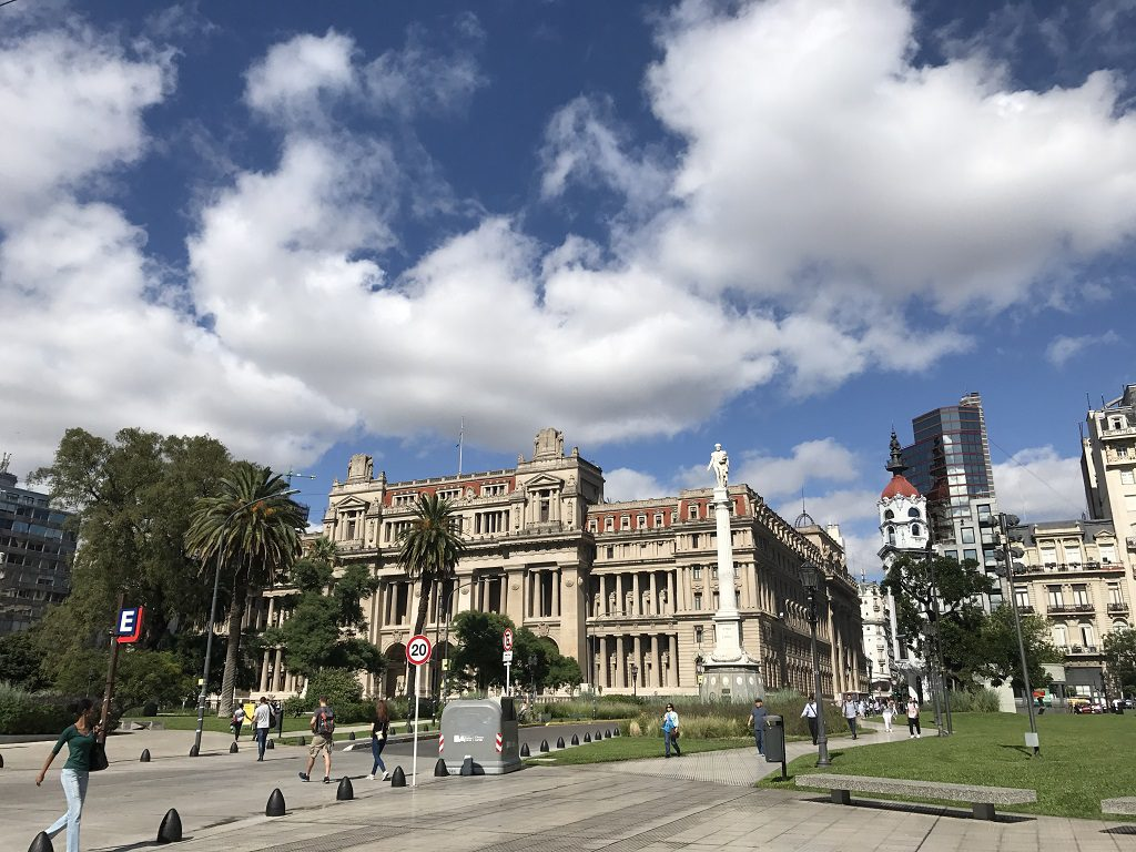 阿根廷的建築與環境
