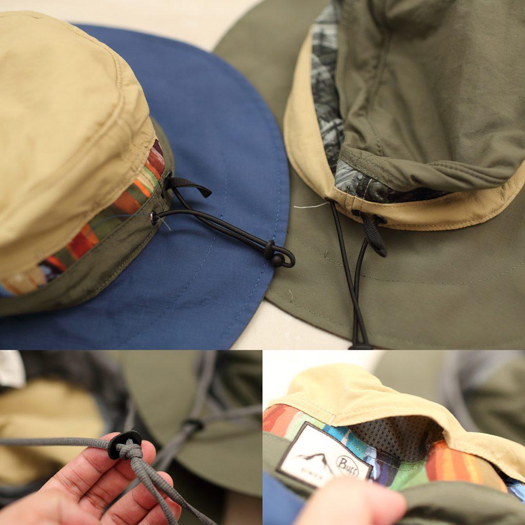 動物大遷徙行前準備遮陽帽