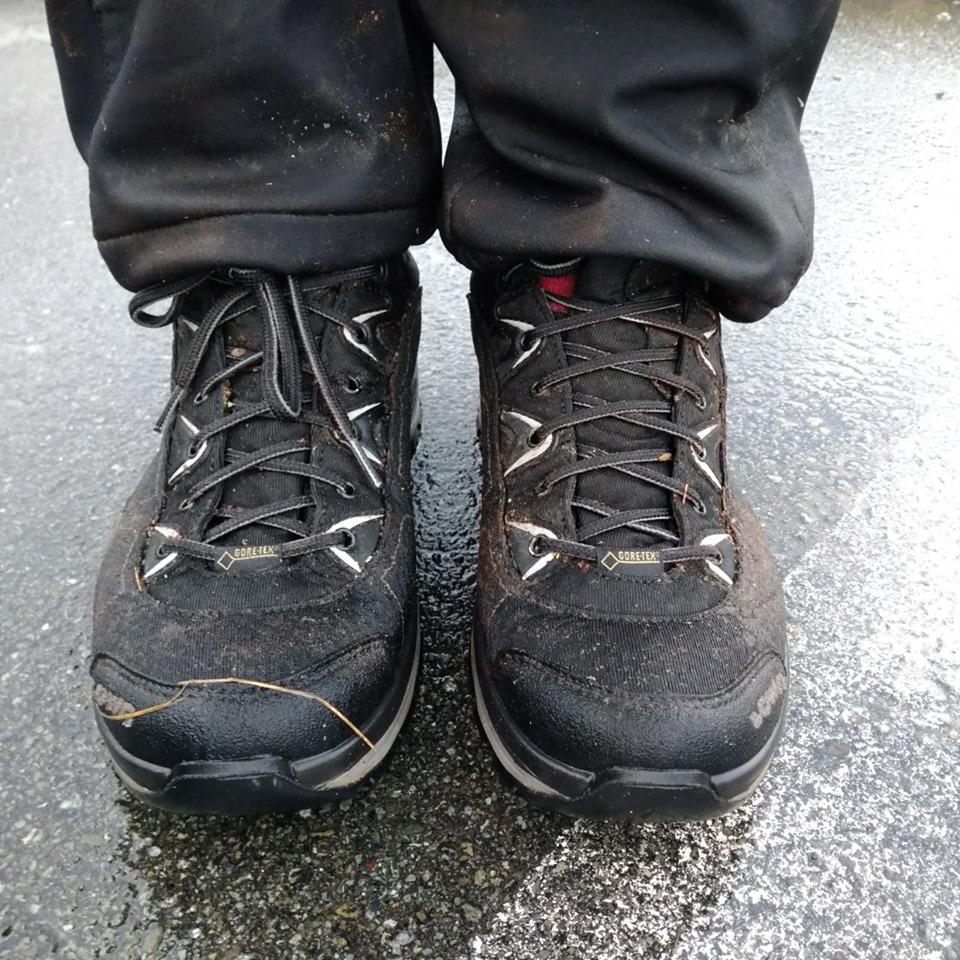 登山鞋挑選防水材質