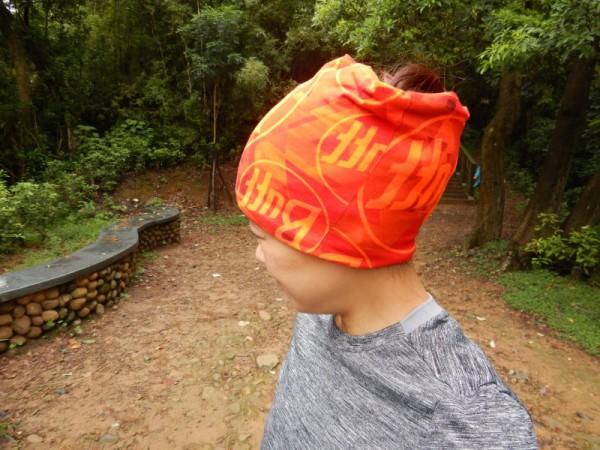 buff頭巾配戴示範