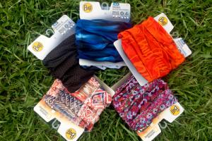 柔軟速乾、環保再生-BUFF New Original頭巾,新款再造經典!