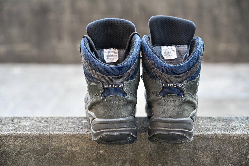 LOWA 中筒多功能健行鞋 Gore-Tex