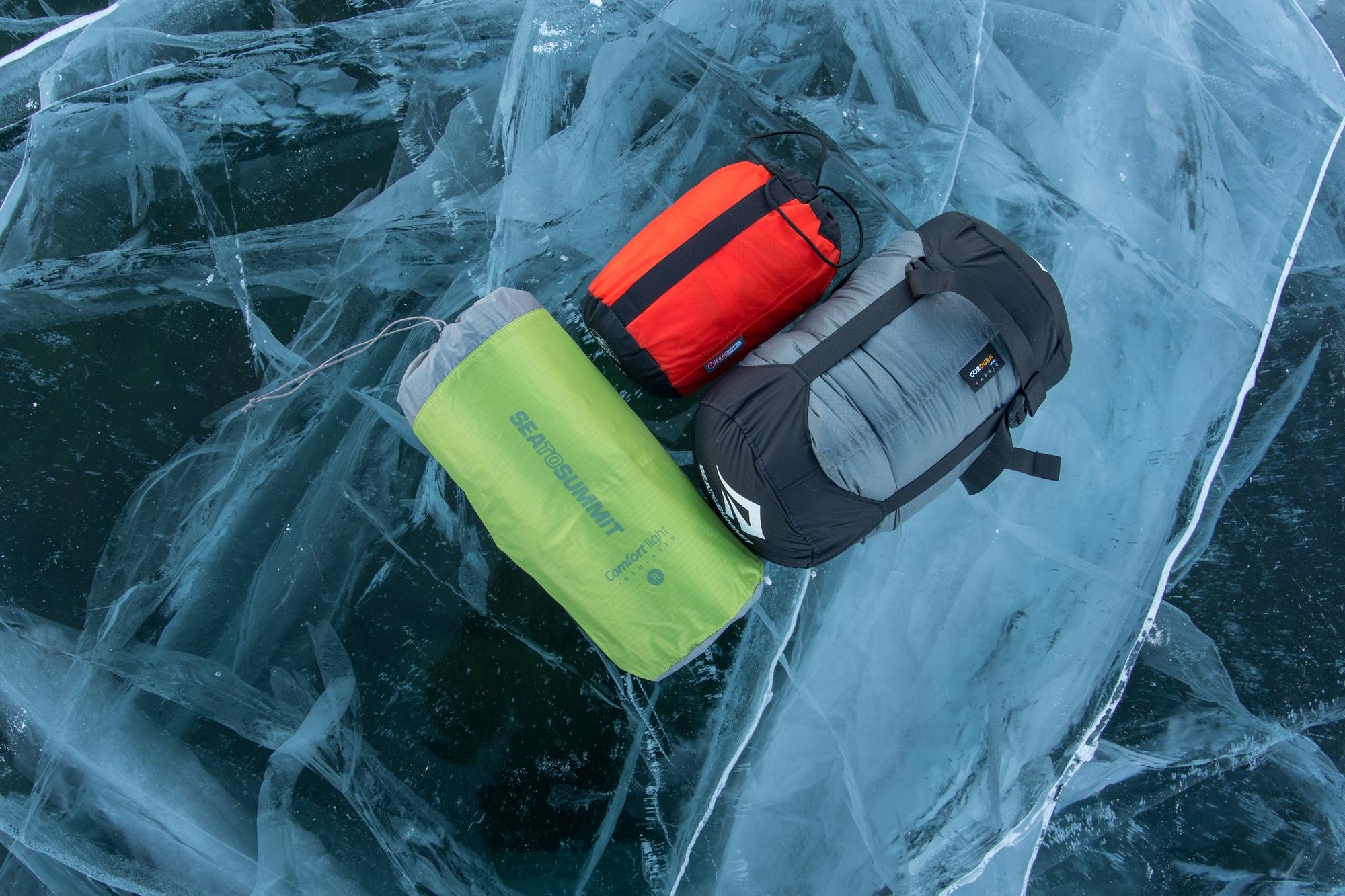 極地旅行,舒適升級:Sea to Summit輕量化保暖睡袋組