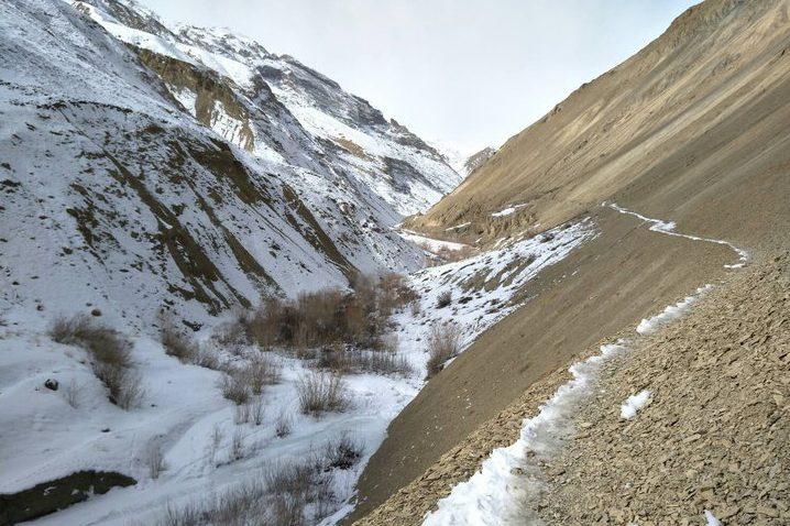 世界最佳十大健行探險路線—Chadar Trek