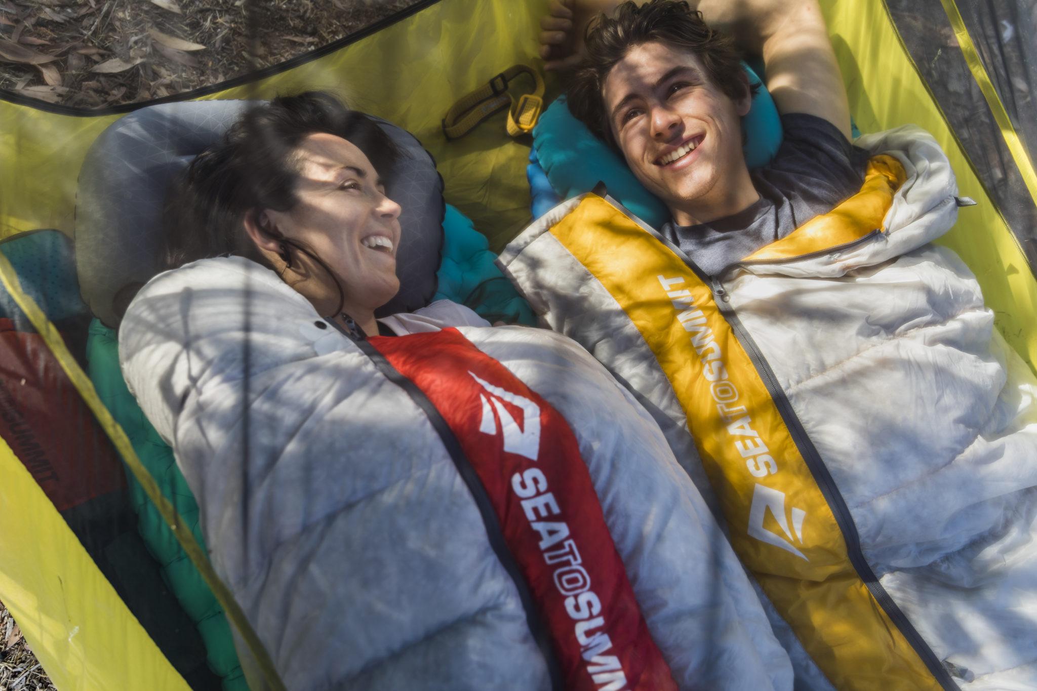 登山睡眠!睡袋該怎麼挑選?