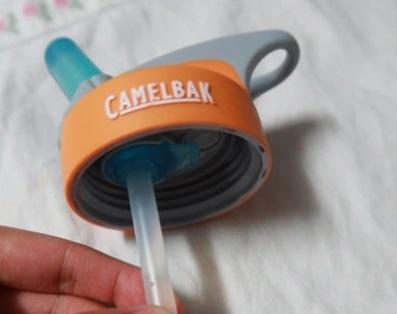 Camelbak兒童吸管水壺的瓶蓋