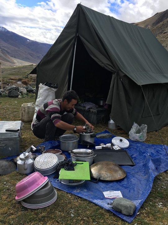 Zanskar的餐點