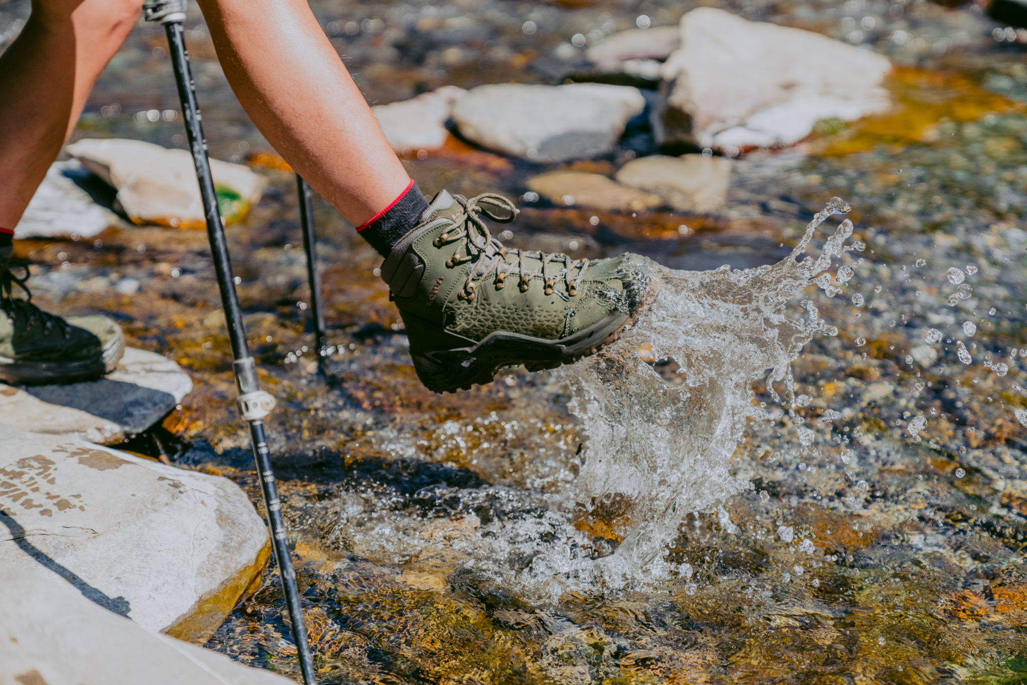登山鞋鞋底材質破解!超專業登山鞋知識懶人包