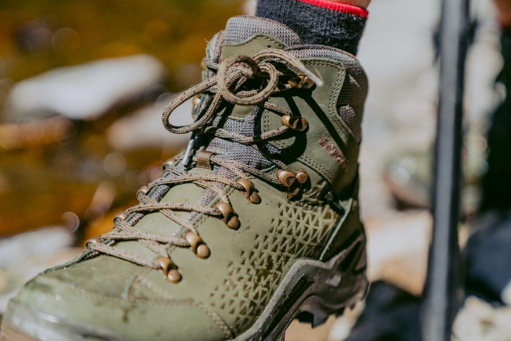 登山鞋鞋底選購