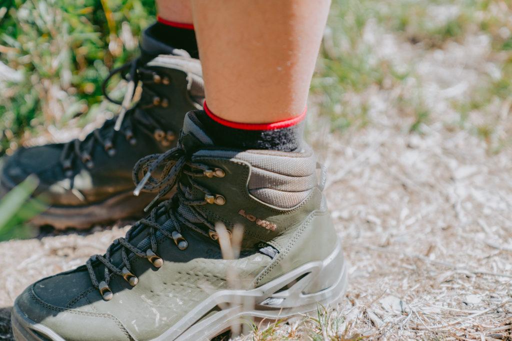登山鞋鞋底LOWA