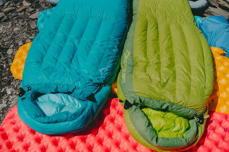 【登山裝備保養】羽絨睡袋清洗教學
