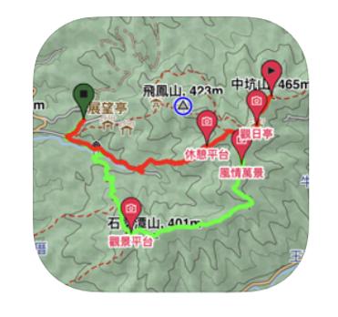 登山app