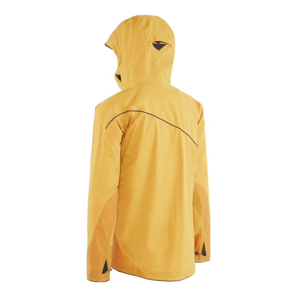 登山風雨衣 設計