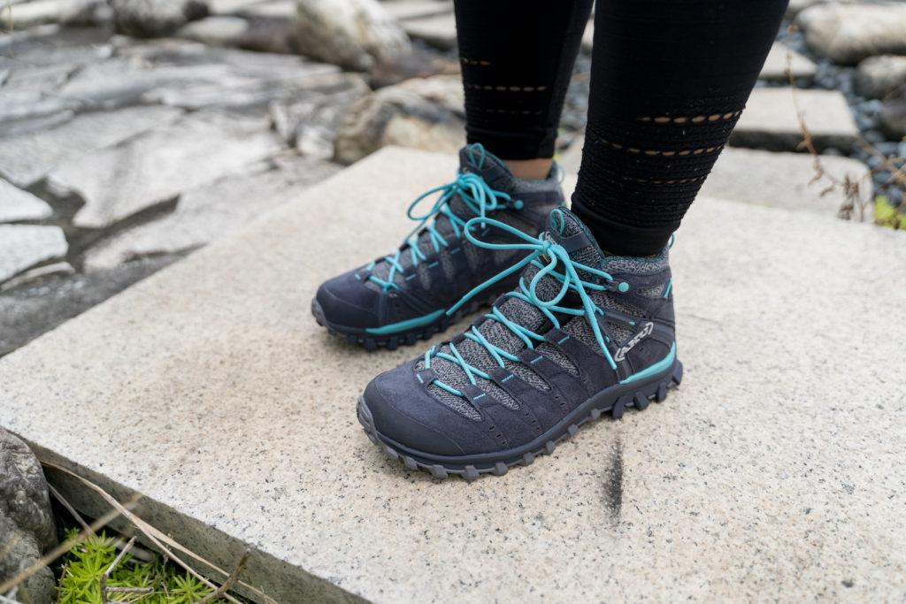 登山步行技巧