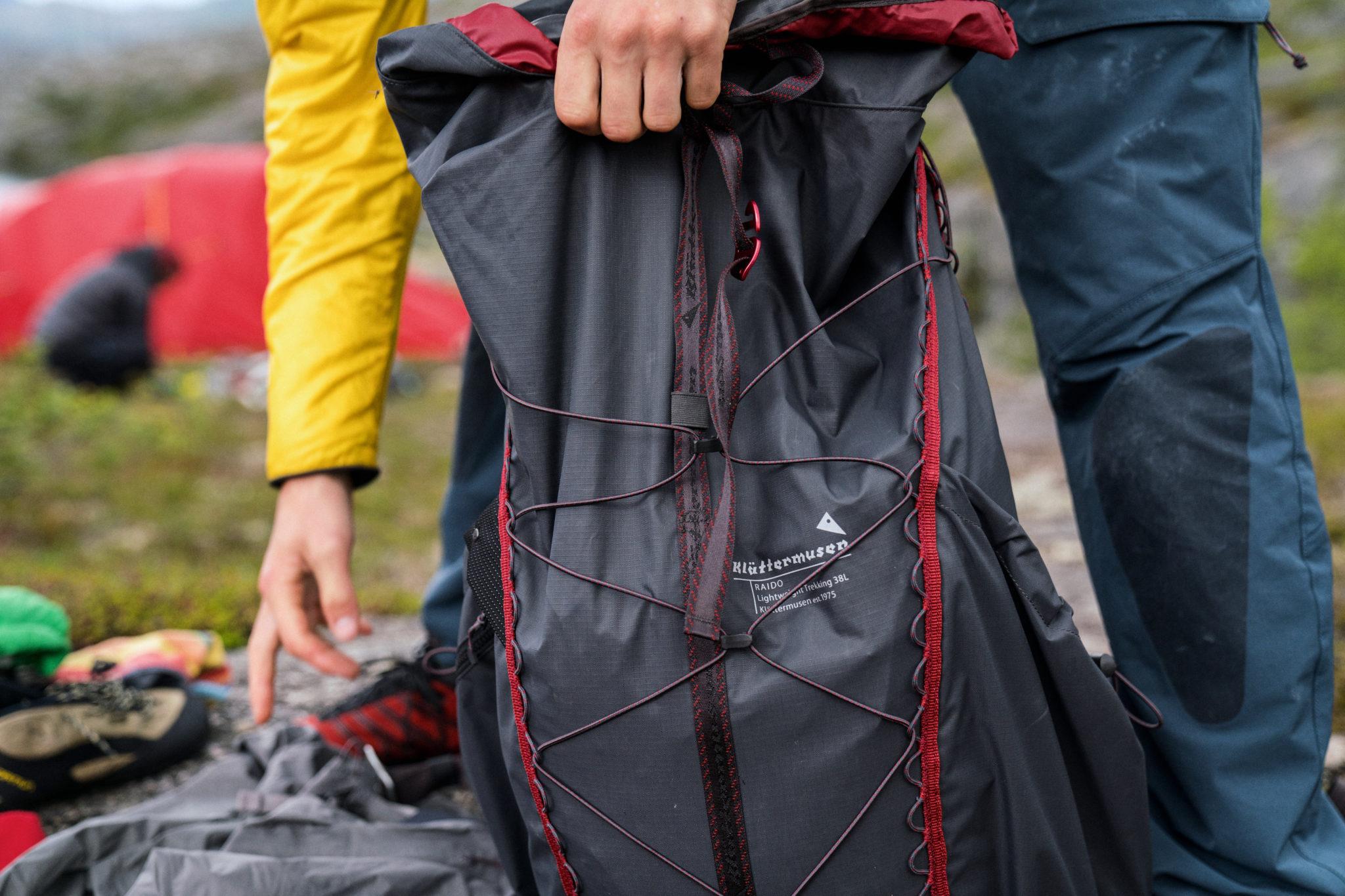 【登山裝備】背包防水塗層脫落怎麼辦?登山包保養教學