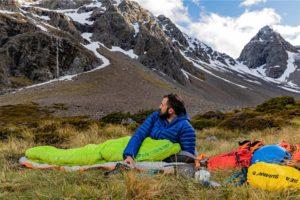 【登山睡袋推薦】慘痛教訓換來的寶貴經驗分享:如何挑選冬季睡袋,在山上一覺好眠