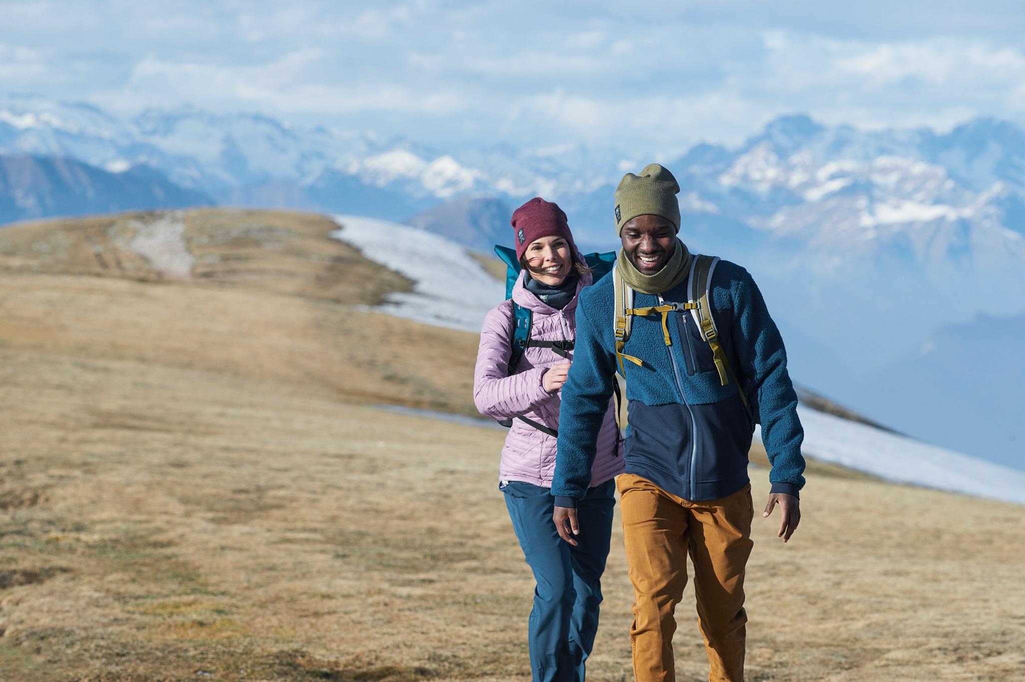 【冬季登山裝備】登山毛帽如何挑選?毛帽材質介紹