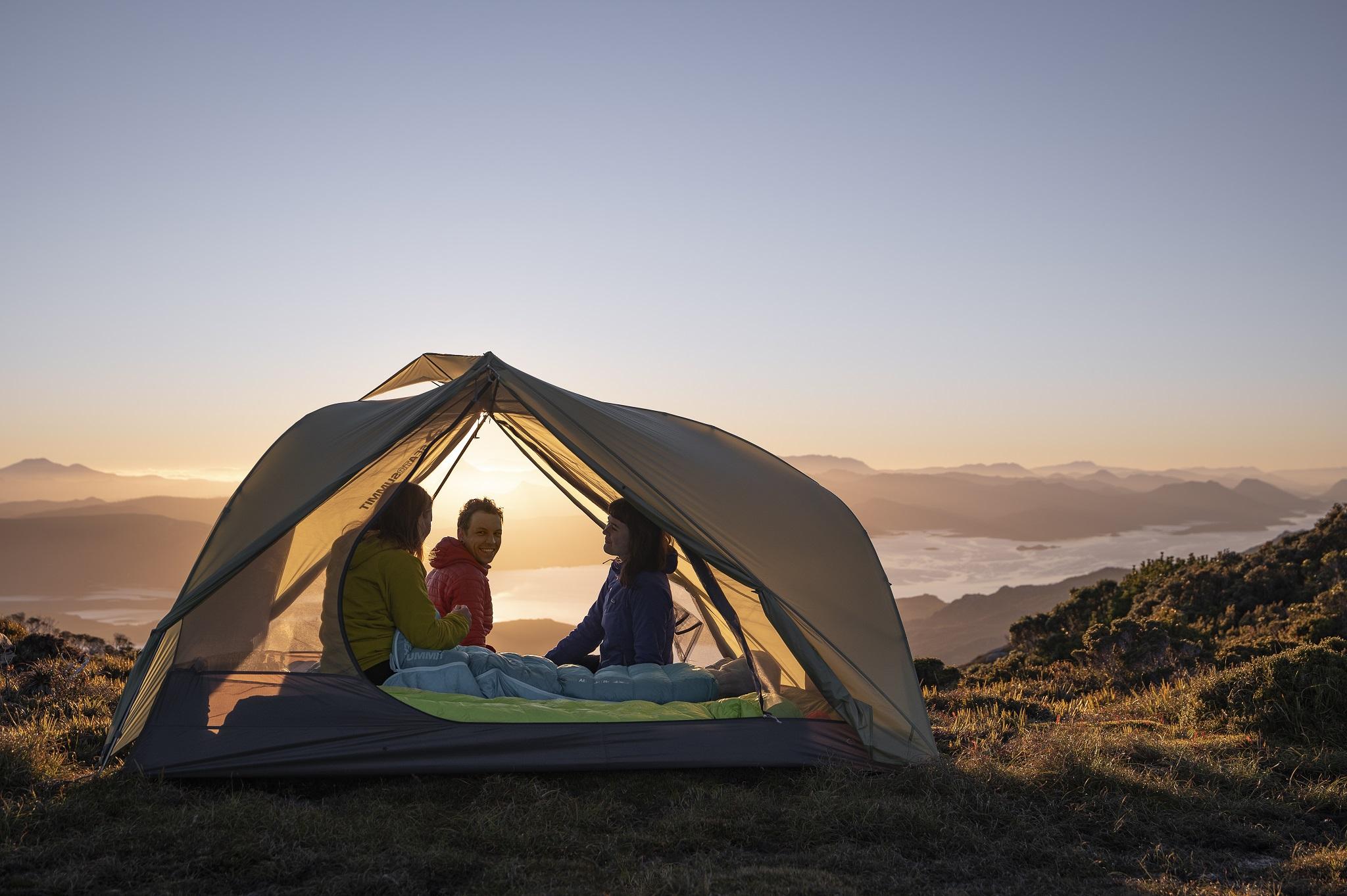 登山帳篷該怎麼挑?告訴你帳篷的挑選秘辛!