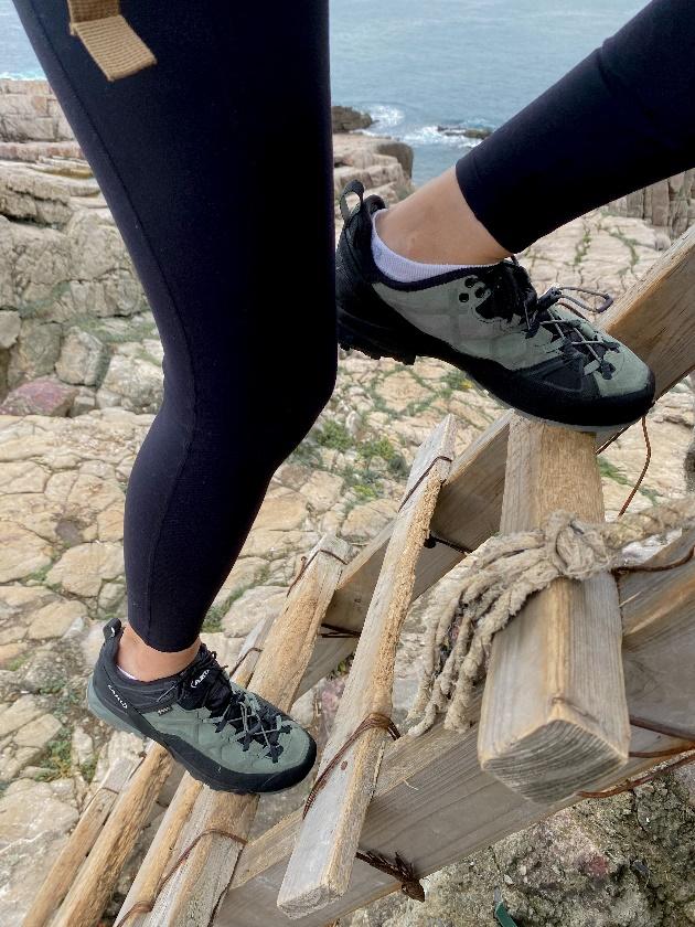 AKU ROCK攀岩登山鞋 ELICA足底系統