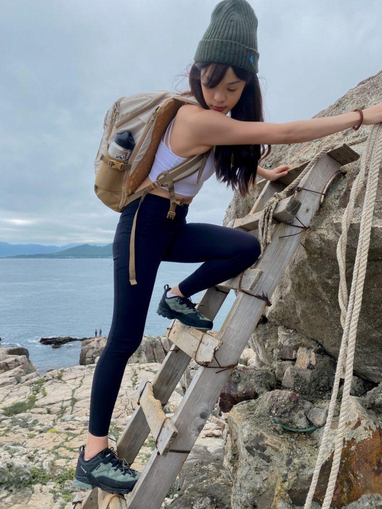 AKU ROCK攀岩健行鞋實測